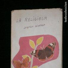 Libros antiguos: F1 LA RELIGIOSA DIONISIO DIDEROT . Lote 119458403