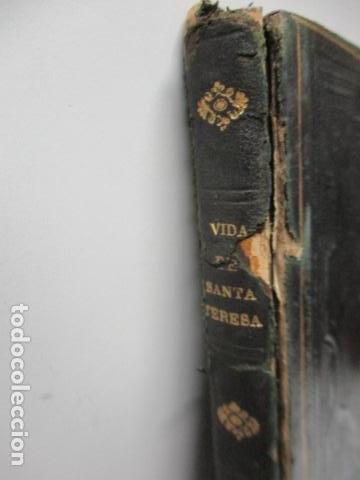 Libros antiguos: TESORO DE AUTORES ILUSTRES - TOMO LXXXI, OBRAS COMPLETAS DE SANTA TERESA DE JESÚS - 1857 - Foto 3 - 120116543