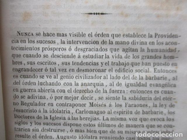 Libros antiguos: TESORO DE AUTORES ILUSTRES - TOMO LXXXI, OBRAS COMPLETAS DE SANTA TERESA DE JESÚS - 1857 - Foto 12 - 120116543
