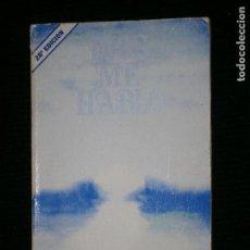 Libros antiguos: F1 DIOS ME HABLO EILEEN CADDY 28 EDICION. Lote 120229883
