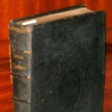 Libros antiguos: HORAE DIURNAE BREVIARII ROMANI, EX DECRETO SACROSANCTI CONCILII TRIDENTINI EN RATISBONA 1892. Lote 120741131
