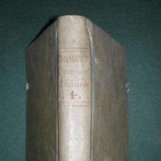 Libros antiguos: CROISET (CROISSET): AÑO CHRISTIANO TOMO IV. PRIMERA EDICIÓN 1791. Lote 121507091