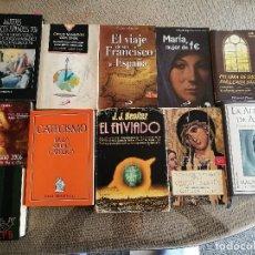 Alte Bücher - Lote de libros religiosos, biblia... - 121610227