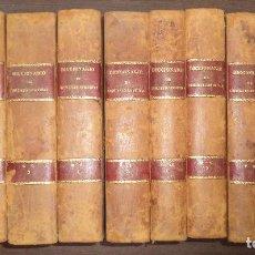 Libros antiguos: DICCIONARIO COMPLETO DE CIENCIAS ECLESIASTICAS. D. NICETO ALONSO PERUJO. D. JUAN PEREZ ANGULO. 1883.. Lote 121871107