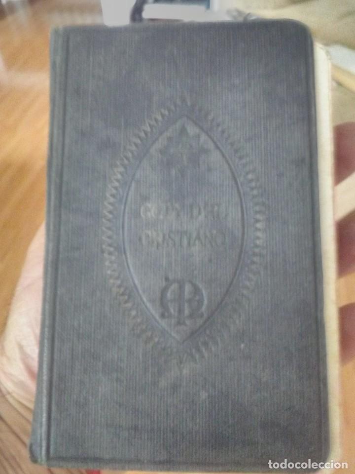 Libros antiguos: guia del cristiano devocionario popular - Foto 4 - 122220819