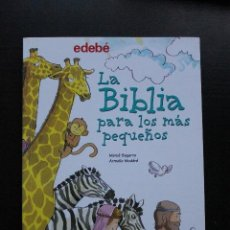 Libros antiguos: LA BIBLIA PARA LOS MÁS PEQUEÑOS. Lote 122264387