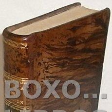 Alte Bücher - MAISTRE, José de. Del Papa y de la Iglesia Galicana, por el conde.../ Tomo I - 121573403