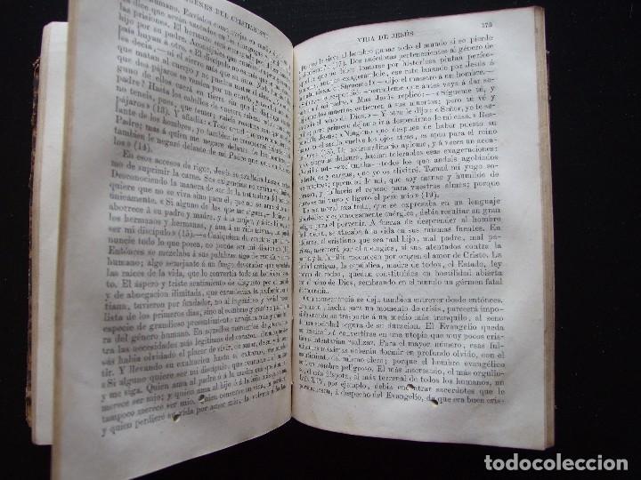 Libros antiguos: Vida de Jesús. Ernesto Renan. 1869. - Foto 3 - 122463855