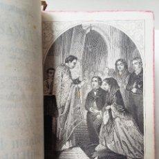 Libros antiguos: DEVOCIONARIO ROMANO, GUIA DEL CRISTIANO. SOCIEDAD RELIGIOSA. Lote 123027271