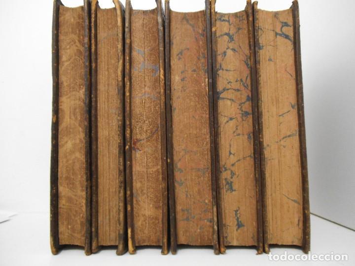 Old books: La Santa Biblia - 1852 - Completa - Laminas Grabados Mapas - Gofrada - P. Riera - Foto 2 - 124025171