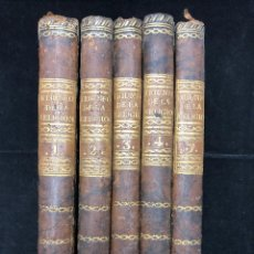 Libros antiguos: TRIUNFOS DE LA VERDADERA RELIGION CONTRA LOS EXTRAVIOS DE LA RAZON. 1792-1793. Lote 124729147