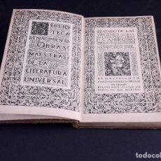 Libros antiguos: SAN AMBROSIO 1914. Lote 125120303