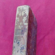 Old books - los martires o el triunfo de la religion cristiana - chateaubriand - 1847 - 125771019
