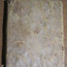Libros antiguos: CATECISMO HISTÓRICO DEL SEÑOR ABAD CLAUDI FLEURY, PALMA, 1859. Lote 125852443