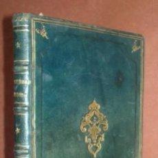 Libros antiguos: CALENDARIO PIADOSO, AÑO 1874, REVISADO EN LA PARTE LITÚRGICA POR EL DR. D. MIGUEL MARTINEZ Y SANZ. Lote 125899195