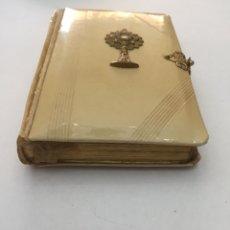 Libri antichi: DEVICIONARIO TESORO DIVINO PADRE BERNARDO DE LA CRUZ AÑOS 40. Lote 126106110