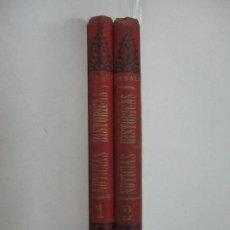 Libros antiguos: NOTICIAS HISTÓRICAS BESALÚ - D. FRANCISCO MONTSALVATGE FOSSAS - TOMO I-II - AÑO 1889-90. Lote 126318063