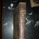 Libros antiguos: LA VIDA DE NUESTRO SEÑOR JESUCRISTO LUIS VEUILLOT 1864 MADRID . Lote 126402947