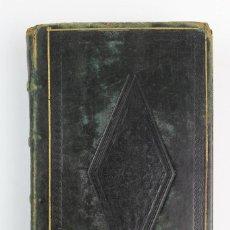 Libros antiguos: L-3530 BREVIARIUM ROMANUM .SS CONCILIIS SANCTORUM. PARS HIEMALIS . ED NOVA. AÑO 1849.. Lote 127225887
