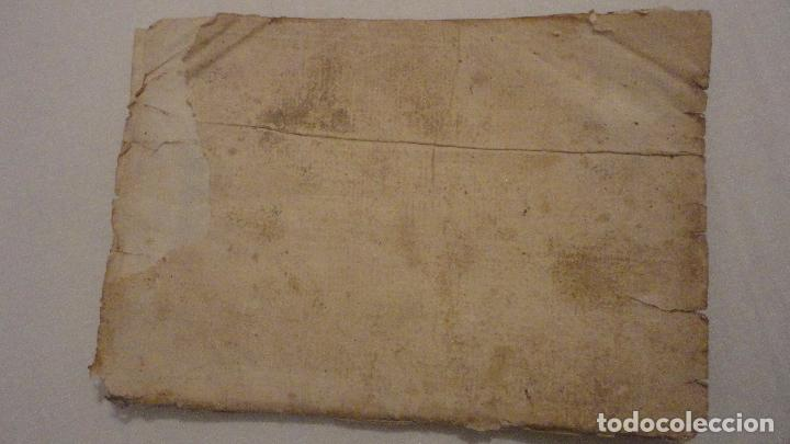 Libros antiguos: NOVENA.SAN JUAN NEPOMUCENO.PARROQUIA STA.MARIA MAGDALENA.SEVILLA SIGLO XVIII.FRANCISCO DE SOLIS - Foto 16 - 127593403