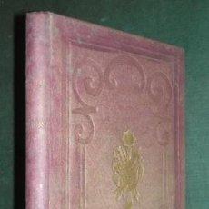 Libros antiguos: CALENDARIO PIADOSO AÑO 1875, REVISADO EN LA PARTE LITÚRGICA POR EL DR. D. MIGUEL MARTÍNEZ Y SANZ.. Lote 127787127