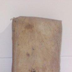Libros antiguos: VIDA Y DOCTRINA DE JESUCRISTO SACADA DE LOS CUATRO EVANGELIOS. Lote 128066779
