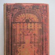 Libros antiguos: SANTA TERESA DE JESÚS. D. ÁNGEL LASSO DE LA VEGA. BIBLIOTECA SALVATELLA. BARCELONA.. Lote 128180463