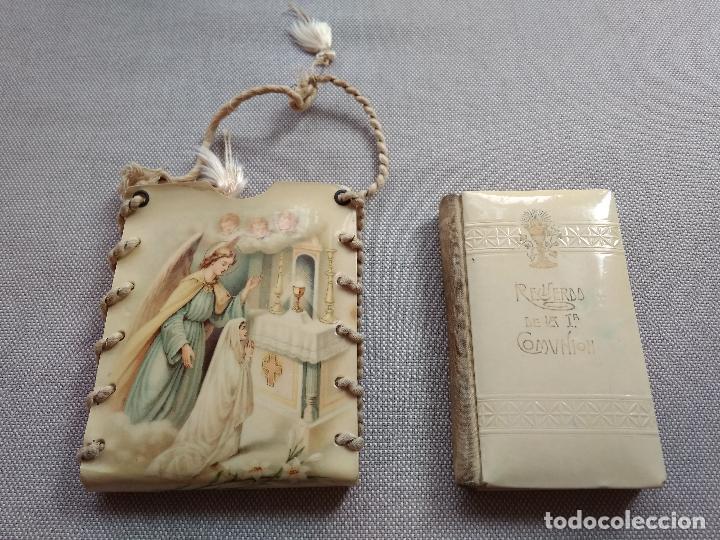 LIBRO RELIGIOSO CAMINO AL CIELO. ORACIONES (Libros Antiguos, Raros y Curiosos - Religión)