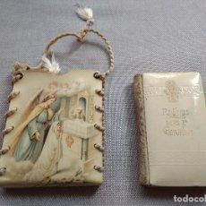 Libros antiguos: LIBRO RELIGIOSO CAMINO AL CIELO. ORACIONES. Lote 128185099