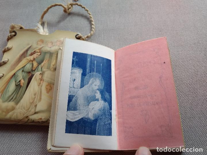 Libros antiguos: Libro religioso Camino al cielo. Oraciones - Foto 2 - 128185099