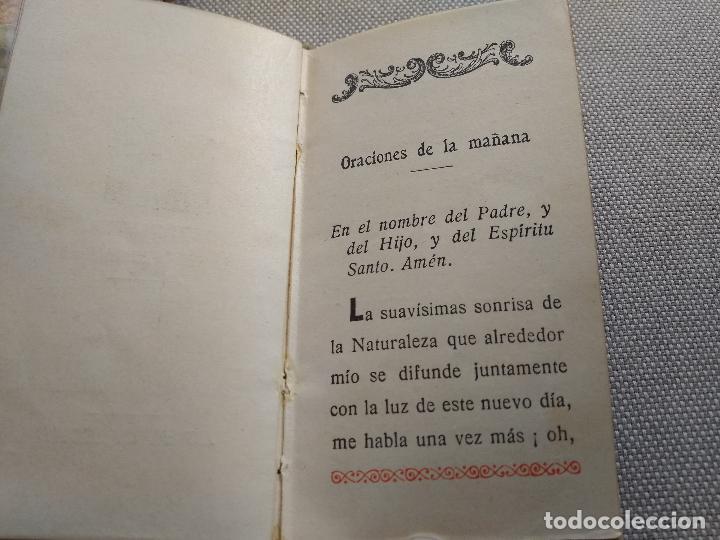 Libros antiguos: Libro religioso Camino al cielo. Oraciones - Foto 4 - 128185099