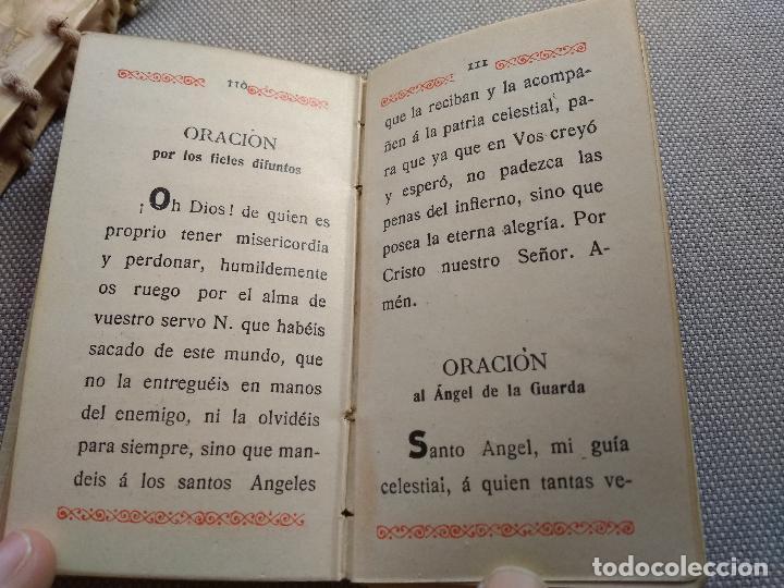 Libros antiguos: Libro religioso Camino al cielo. Oraciones - Foto 5 - 128185099