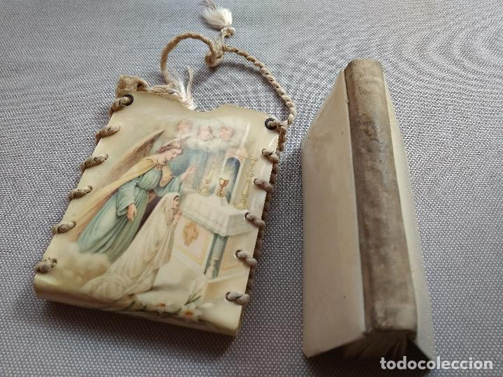 Libros antiguos: Libro religioso Camino al cielo. Oraciones - Foto 6 - 128185099