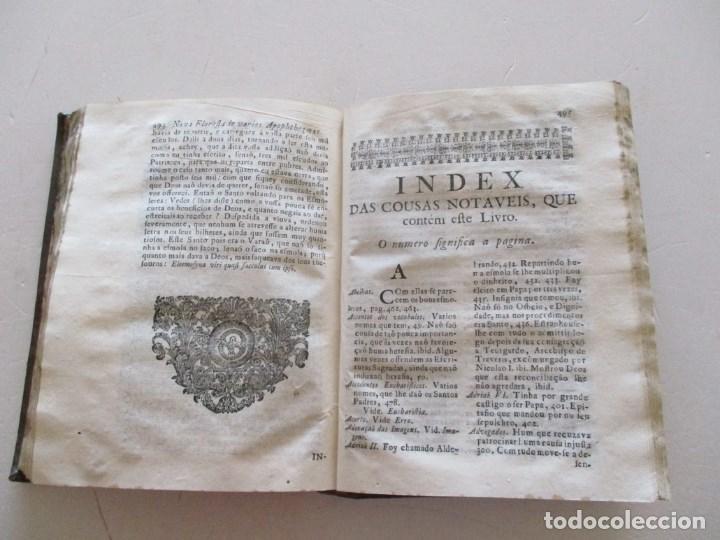 Libros antiguos: PADRE MANOEL BERNARDES. Nova Floresta, ou silva de varios...RM86973 - Foto 5 - 128275555