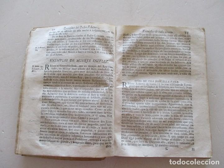 Libros antiguos: FR. FRANCISCO MIGUEL DE ECHEVERZ Quaresma de Sermones... RM86974 - Foto 4 - 128275763