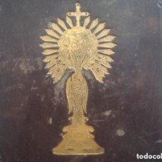 Libros antiguos: LIBRERIA GHOTICA. EXCEPCIONAL BREVIARIUM ROMANUM. EN 3 TOMOS EN FOLIO. CON CIERRES METALICOS.1870. Lote 128495023