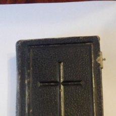 Libros antiguos: ANTIGUO OFICIO DE LA SEMANA SANTA. AÑO 1890. Lote 129001827