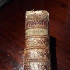Libros antiguos: OBRAS R.V. FRAY LUIS DE GRANADA - TOMO QUINTO .AL SÍMBOLO DE LA FE. IMPRENTA MANUEL MARTIN AÑO 1769. Lote 129150051