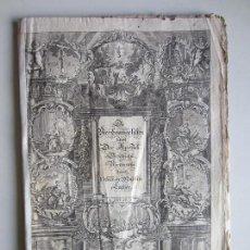 Libros antiguos: 1700-BIBLIA DE LUTERO. CAPITULOS QUE LA FORMAN, COMPOSICIÓN DE ANTIGUO Y NUEVO TESTAMENTO.. Lote 129352867