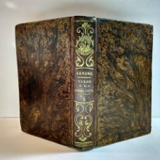 Libros antiguos: VIAJE A LA TIERRA SANTA, EL MONTE LÍBANO, EL EGIPTO Y MONTE SINAÍ...GERAMB, MARÍA JOSÉ DE. 1851. Lote 129385943
