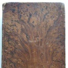Libros antiguos: SERMONES QUADRAGESIMALES DEL M.R.P. FR. ANDRÉS DE VALDIGNA - TOMO III - VALENCIA AÑO 1806. Lote 130492658
