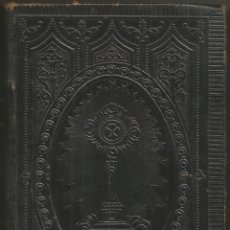 Livres anciens: MEDITACIONES SEGUN EL METODO DE S. IGNACIO SOBRE LA VIDA Y LOS MISTERIOS DE NTRO S JESUCRISTO - 1879. Lote 130730544