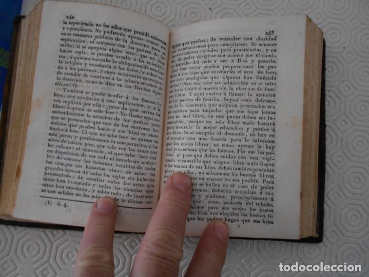 Libros antiguos: EL CATECISMO DE LA DOCTRINA CRISTIANA EXPLICADO O EXPLICACIONES DEL PADRE DEL ASTETE QUE CONVIENEN I - Foto 2 - 130920208