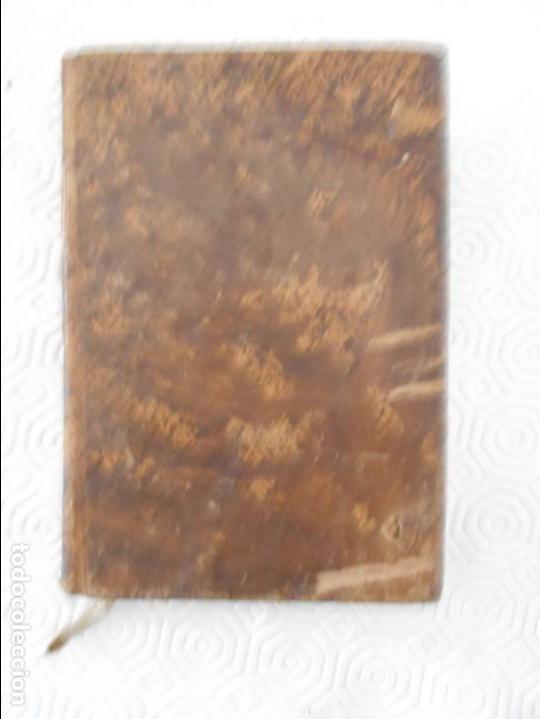 CRITICA DE LA HISTORIA ECLESIASTICA Y DE LOS DISCURSOS DEL SEÑOR ABAD CLAUDIO FLEURY, CON UN APENDIC (Libros Antiguos, Raros y Curiosos - Religión)