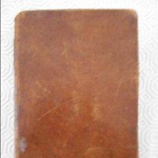 Libros antiguos: LA RELIGION. POEMA DE LUIS RACINE EN SEIS CANTOS TRADUCIDO EN ENDECASILABOS CASTELLANOS POR D. BERNA. Lote 130921804