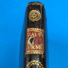 Libri antichi: LIBRO UNICO - EL PREDICADOR - A. SANCHEZ VALVERDE 1782 - PLENA PIEL. Lote 130926488