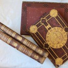 Libros antiguos: LA SAGRADA BIBLIA, FELIX TORRES AMAT, GUSTAVO DORE, MONTANER Y SIMON 1883, . Lote 131169936