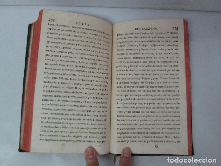 Libros antiguos: LA CIUDAD DE DIOS DEL GRAN PADRE Y DOCTOR DE LA IGLESIA SAN AGUSTIN OBISPO DE HIPONA. TOMO IV. 1793. - Foto 18 - 131307251