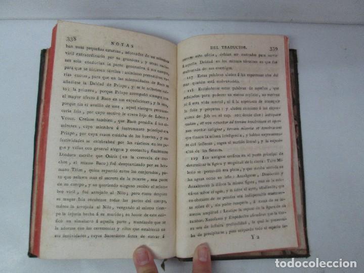 Libros antiguos: LA CIUDAD DE DIOS DEL GRAN PADRE Y DOCTOR DE LA IGLESIA SAN AGUSTIN OBISPO DE HIPONA. TOMO IV. 1793. - Foto 20 - 131307251