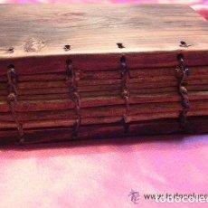 Libros antiguos: BIBLIA COPTA CRISTIANA ETIOPE / ORIGINAL PARCHMENT COPTIC ETIOPE CODE. Lote 42413902